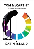"""Review: """"Satin Island"""" by Tom McCarthy / Booker 2015 shortlist"""