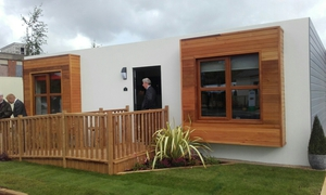 The Peter McVerry Trust said that the modular home scheme will take 131 families out of homelessness