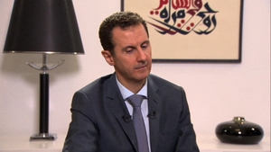 Syrian President Bashar al-Assad has maintained ties with North Korea