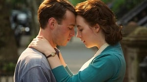 Emory Cohen and Saoirse Ronan in the film adaptation of Brooklyn