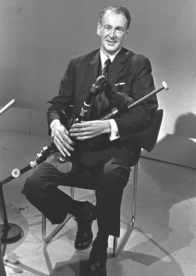 Séamus Ennis 1975