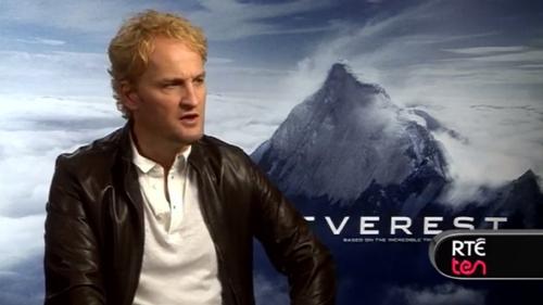 Jason Clarke talks to TEN