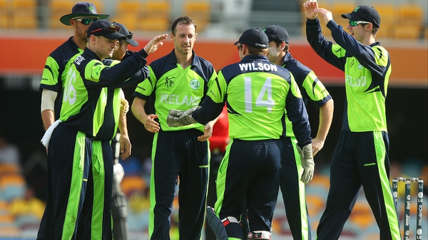 Ireland will face John Bracewell's countrymen in 2017