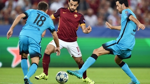 Barcelona were held to a draw as they got their Champions League title defence under way