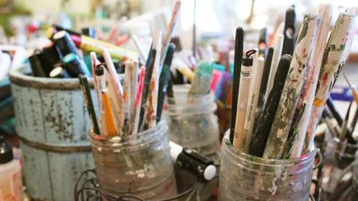 Art assists children with schoolwork - Arts Council