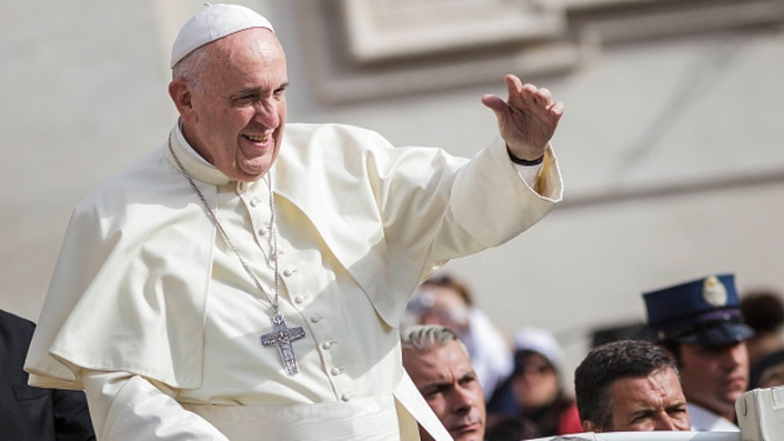 Pope Francis may visit Ireland in 2018