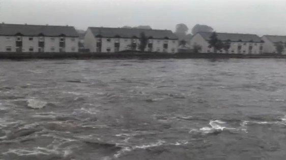 Severe Flooding In Northern Ireland