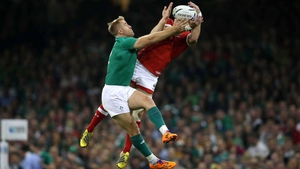 Luke Fitzgerald delivered an impressive performance for Ireland today