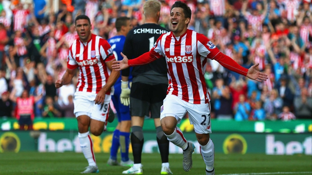 Bojan signs contract extension with the Potters