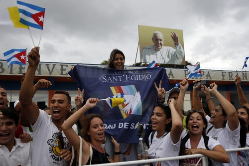 In September last year, Cuba released 3,522 prisoners as a goodwill gesture ahead of a visit by Pope Francis