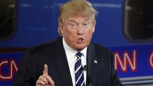 Donald Trump said waterboarding is 'peanuts'  compared to what IS is doing