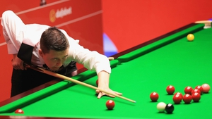 Kyren Wilson's best previous result at a ranking event was a quarter-final appearance at the Shangai Masters two years ago