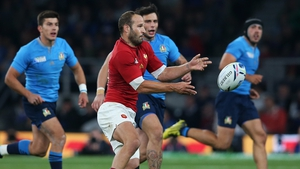 Freddie Michalak was calm and composed against Italy