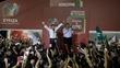 Tsipras set to form government as Syriza tops poll