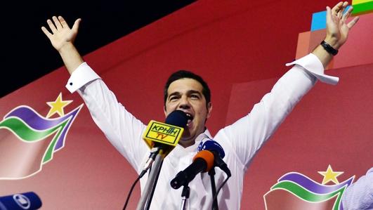 Greek Election Result
