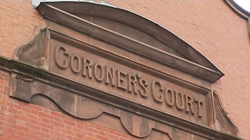 The jury returned a verdict of accidental death
