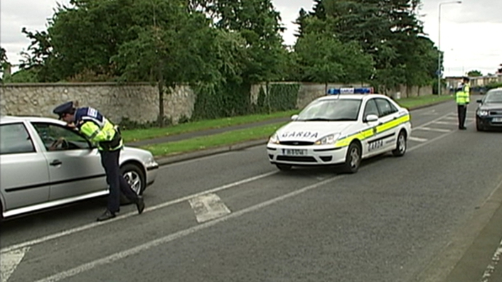 Lack of gardaí enforcing traffic laws, study finds