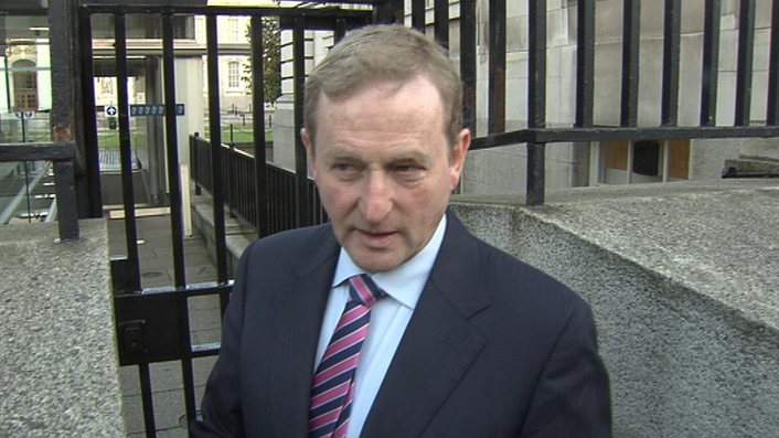 Dáil returns with confidence motion in Taoiseach