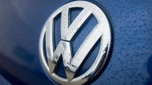 Volkswagen's operating profit rose to €3.4 billion from €3.3 billion a year earlier