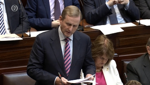 Enda Kenny moved that the Dáil accept the report by Mr Justice Nial Fennelly