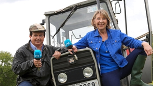 Watch Marty and Áine's interview with the National Brown Bread Champion, Margaret Sexton