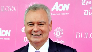 Eamonn Holmes is filling in for Piers Morgan this week on Good Morning Britain