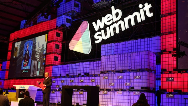This year's Web Summit begins in Dublin's RDS tomorrow