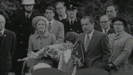Meeting Richard Nixon