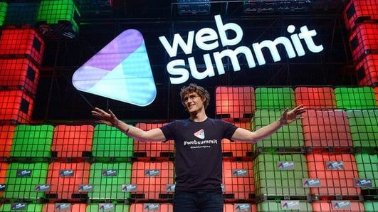 Web Summit opens its doors