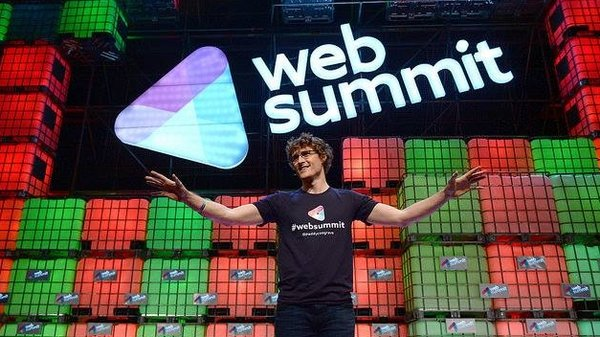 Last year, 22,000 people attended the Web Summit in Dublin