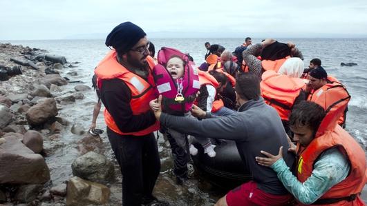 22 refugees die as two boats sink in Aegean Sea