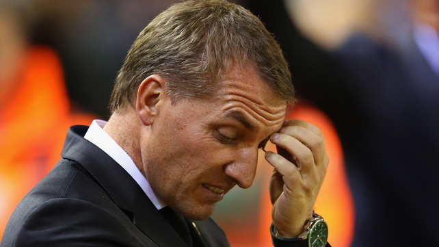 Brendan Rodgers wishes Liverpool successor well