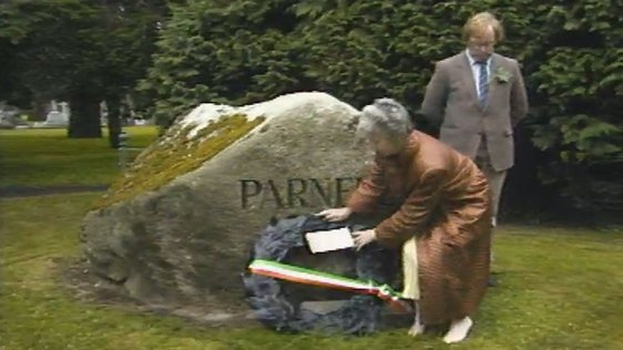 'Ivy Day' commemoration 1985