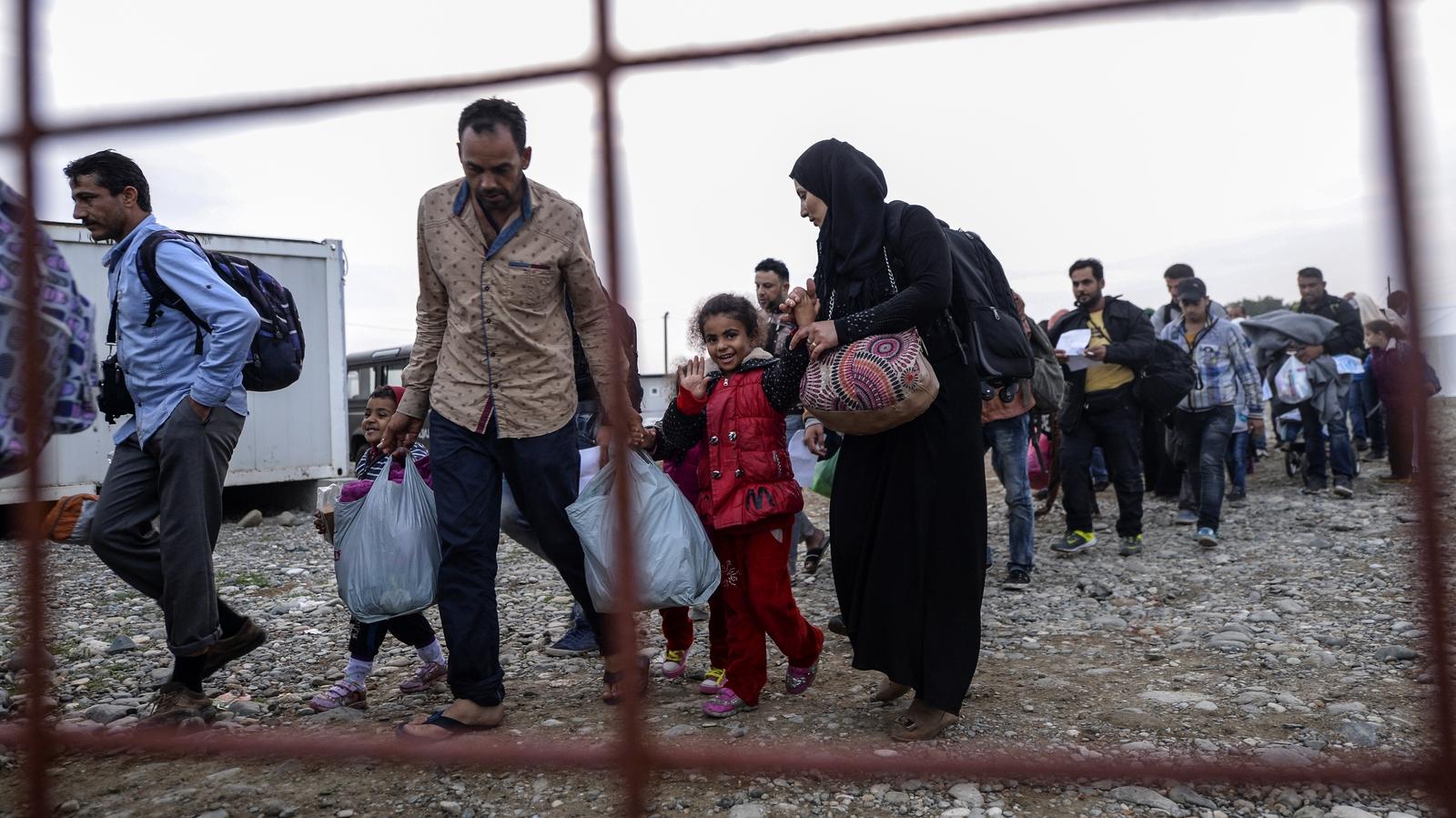 No sign militants posing as refugees to reach EU