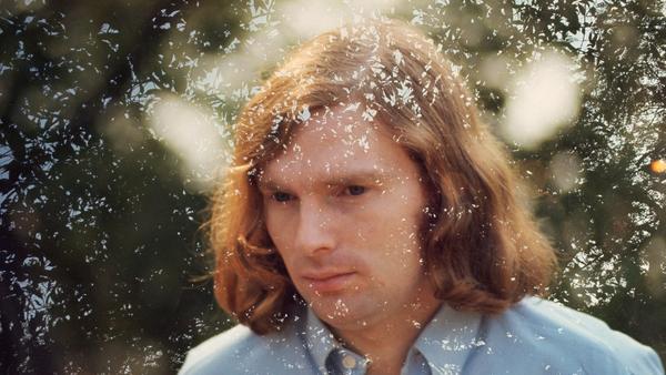 A young Van Morrison
