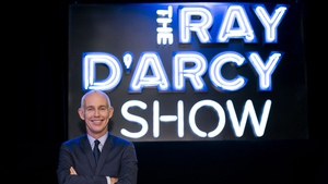 Ray D'Arcy marks his return to television