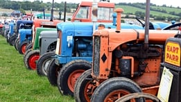 Tullamore all-set for the Ploughing Championships | RTÉ News