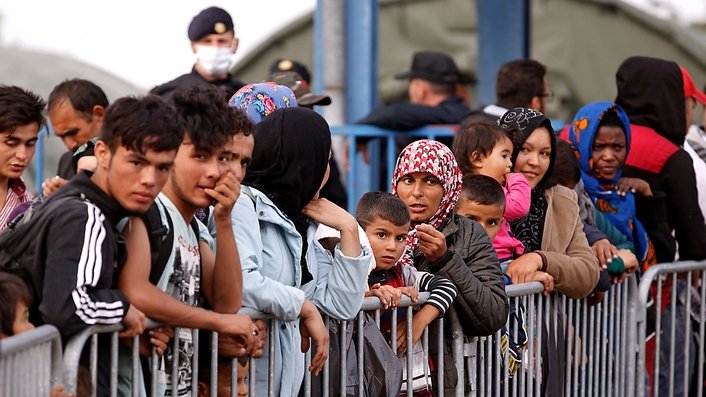 Refugees must not be left in limbo