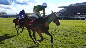 Jezki has not raced since winning the 2015 Punchestown Festival.