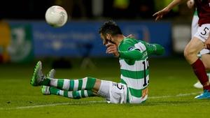 Gavin Brennan put Rovers ahead