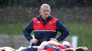 Graham Rowntree takes over from Jerry Flannery