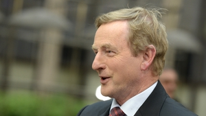 Enda Kenny was speaking in Belfast where he stressed his Government's support for a Remain vote.