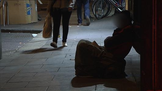 Homeless in a B&B