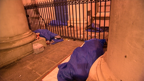 Some homelessness charities expect this spring's rough sleeper count to exceed last spring's