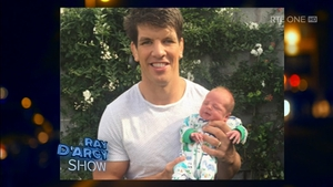 Donncha O'Callaghan opens up on birth of son