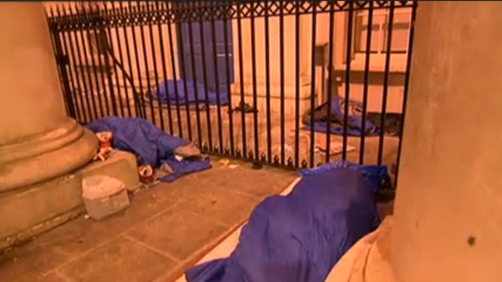 175 extra beds for Dublin as part of Cold Weather Iniatiative