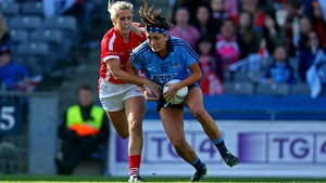 Cork beat Dublin in last year's final
