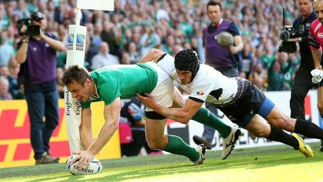 Tommy Bowe not giving up hope on Six Nations