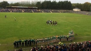 Glencar/Manorhamilton and Mohill must do it all again to decide the destination of the Leitrim SFC (Pic: @MooneyPaschal)