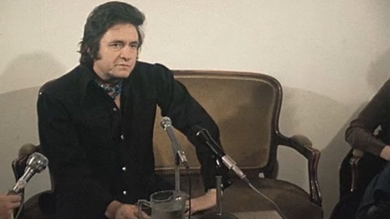 Johnny Cash (1975)